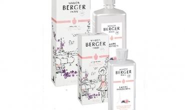 Lampe Berger huisparfum Elegant Parisienne set