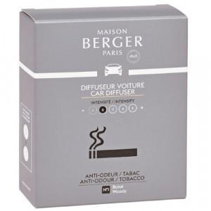 Maison Berger autoparfum navulling Anti-Odeur Tabacco