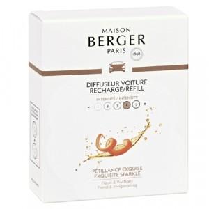Maison Berger Autoparfum navulling Exquisite Sparkle