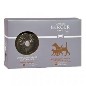 Maison Berger autoparfum Anti-Odeur Pets