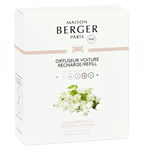 Maison Berger autoparfum navulling Precious Jasmine