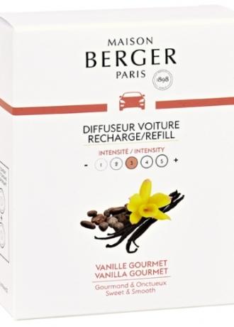 Maison Berger autoparfum navulling Vanilla Gourmet