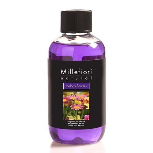 Millefiori Milano Geurstokjes navulling Melody Flowers