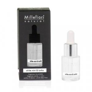 Millefiori Milano geurolie White Mint & Tonka