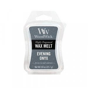 WoodWick Evening Onyx Wax Melt