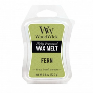 WoodWick Fern Wax Melt