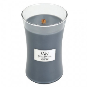 WoodWick Geurkaars Evening Onyx Large