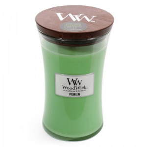 WoodWick Geurkaars Palm Leaf Large