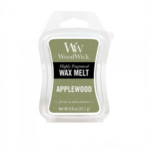 WoodWick Appplewood Wax Melt