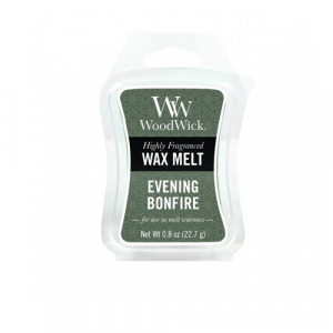 WoodWick Evening Bonfire Wax Melt