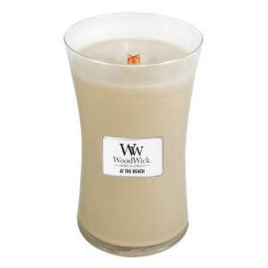 WoodWick Geurkaars At the Beach Large