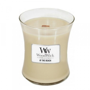WoodWick Geurkaars At the Beach Medium