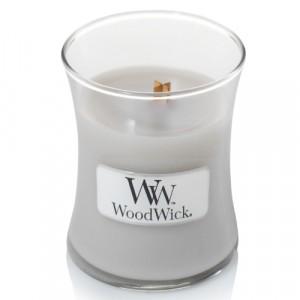 WoodWick Geurkaars Warm Wool Mini