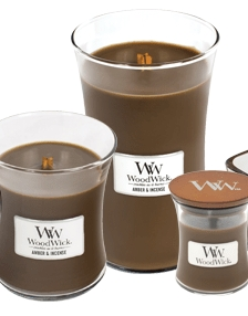 WoodWick Amber & Incense