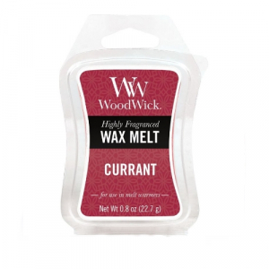 WoodWick Currant Wax Melt
