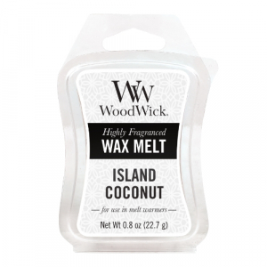 WoodWick Island Coconut Wax Melt