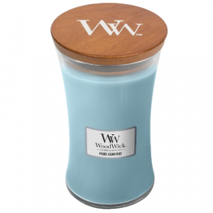 WoodWick Geurkaars Pure Comfort Large