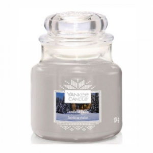 Yankee Candle Candelit Cabin Small Jar