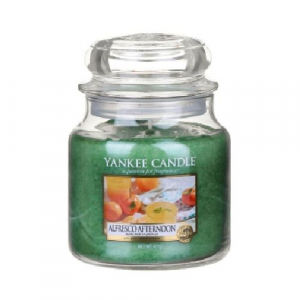 Yankee Candle Alfresco Afternoon Medium Jar