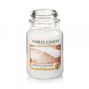 Yankee Candle Angel's Wings Large Jar