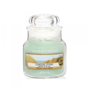 Yankee Candle Coastal Living Small Jar