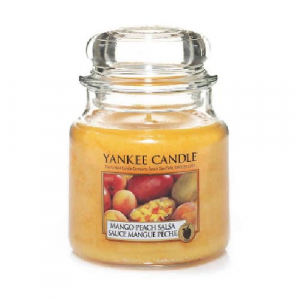 Yankee Candle Mango Peach Salsa Medium Jar