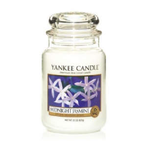 Yankee Candle Midnight Jasmine Large Jar
