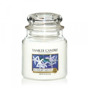 Yankee Candle Midnight Jasmine Medium Jar