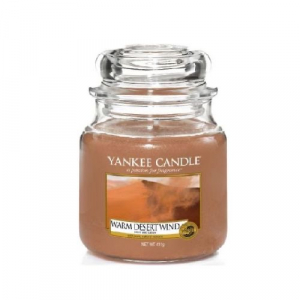 Yankee Candle Warm Desert Wind Small Jar