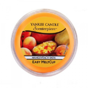Yankee Candle Scanterpiece MeltCup Mango Peach Salsa