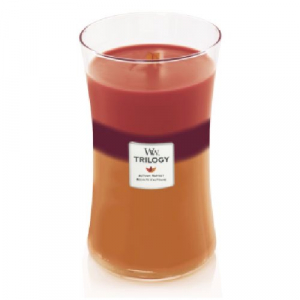 Woodwick Trilogy Autumn Harvest Large