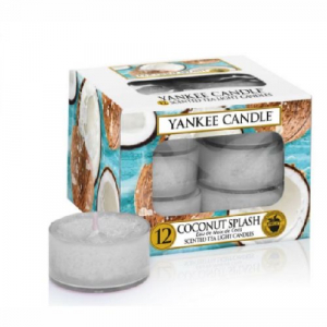 Yankee Candle Coconut Splash Tea Lights