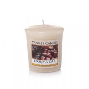 Yankee Candle Ebony & Oak Votive