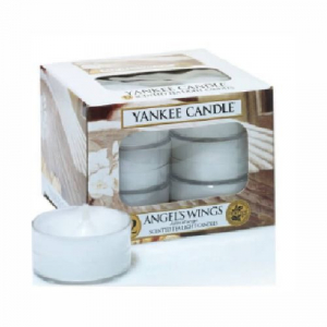 Yankee Candle Angel's Wings Tea Lights 12 St