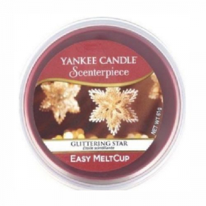 Yankee Candle Scenterpiece MeltCup Glittering Star