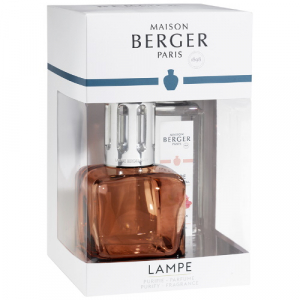 Lampe Berger Giftset Ice Cube Amber Pink