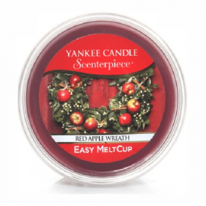 Yankee Candle Scenterpiece MeltCup Red Apple Wreath