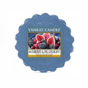 Yankee Candle Mulberry & Fig DeLights Wax Melt
