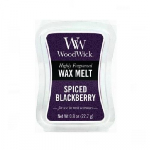 WoodWick Spiced Blackberry Wax Melt