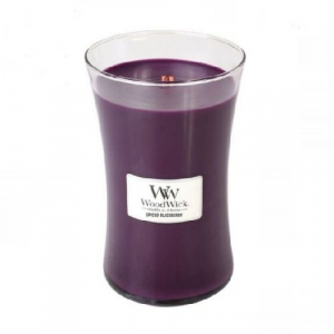 Woodwick Geurkaars Spiced Blackberry Large