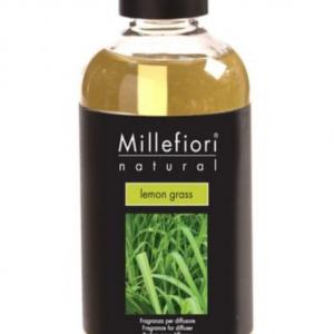 Millefiori Milano Geurstokjes navulling Lemon Grass