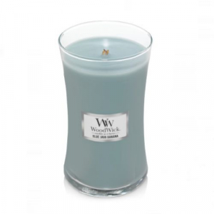 Woodwick Geurkaars Blue Java Banana Large