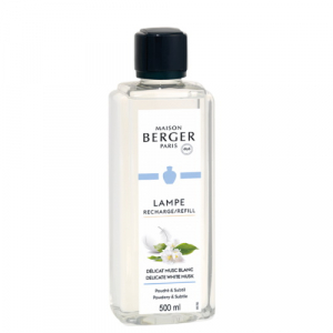 Lampe Berger huisparfum Delicate White Musk 500ml