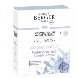Maison Berger Autoparfum navulling Aroma Focus