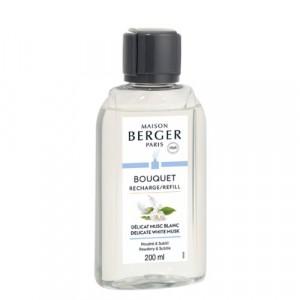Maison Berger geurstokjes navulling Delicate White Musk