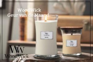 WoodWick Geur van de Maand augustus 2020