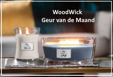 WoodWick Geur van de Maand September 2020