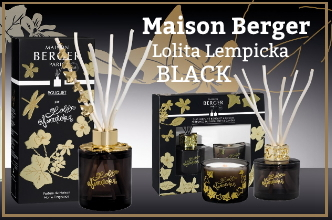 Maison Berger Lolita Lempicka Black Edition