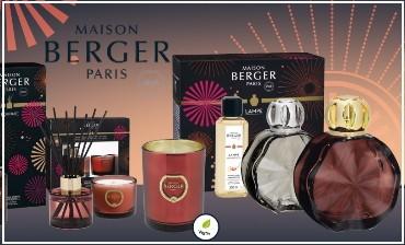 Nieuw van Maison Berger voor de Kerst 2020