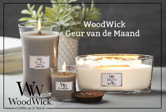 WoodWick Geur van de Maand Oktober 2020